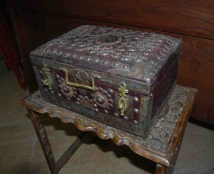 old box 3 - titkan
