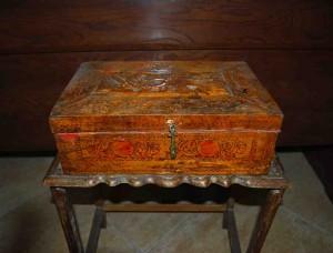 old box 5 - titkan
