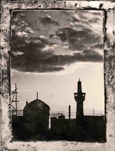 titkan - daguerreotype of Imam Reza 4